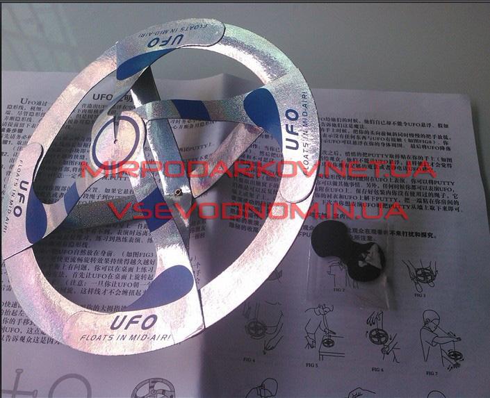 летающая тарелка ufo как работает