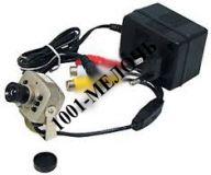 Камера видеонаблюдения цветная 12V + Блок питания