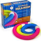Обруч для похудения hula hoop (массажа,гибкий)