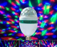 Большая Мощная Диско Лампа Проектор Стробоскоп