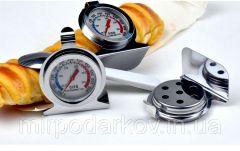 Термометр для духовки (нержавейка) отдельностоящий качественный